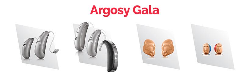 aparelho auditivo linha gala argosy - aparelho auricular