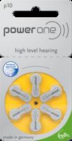 pilha para aparelho auditivo 10
