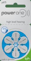 pilha para aparelho auditivo 675